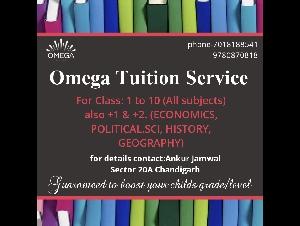 Omega Tuition Service