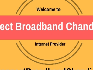 connect broadband services in chandigarh