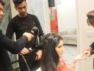 Scratch Headmasters Salon Chandigarh