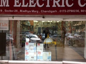 Om Electric Company Chandigarh