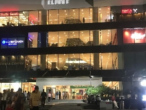 PVR - Elante, Chandigarh