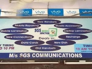SGS Communications Chandigarh
