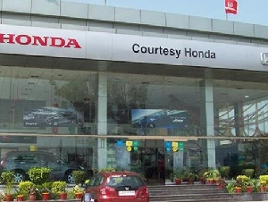 Courtesy Honda Chandigarh
