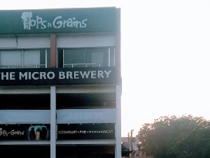 Hops n Grains The Microbrewery Chandigarh