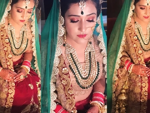 Ruppashi Dhiman - Best & Professional Bridal Makeup Artists in Chandigarh,